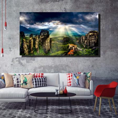 Tablou canvas pe panza landscape 26 - KM-CM1-LND26