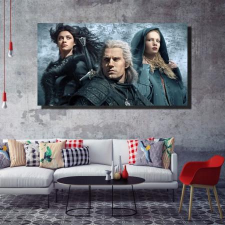 Tablou canvas pe panza movie 6 - KM-CM1-MVE6
