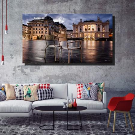 Tablou canvas pe panza city 14 - KM-CM1-CTY14