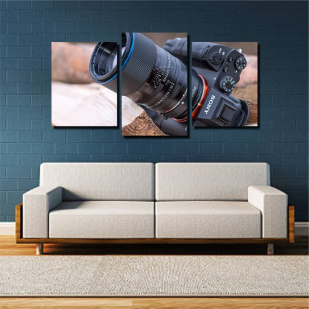 Tablou canvas pe panza hi-tech 9 - KM-CM3-TCH9