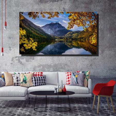 Tablou canvas pe panza landscape 7 - KM-CM1-LND7