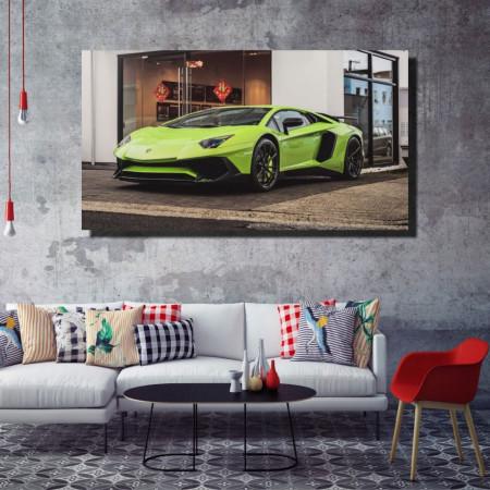Tablou canvas pe panza car 4 - KM-CM1-CAR4