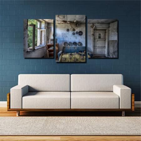 Tablou canvas pe panza interior 1 - KM-CM3-INT1