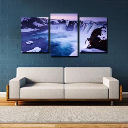 Tablou canvas pe panza landscape 14 - KM-CM3-LND14