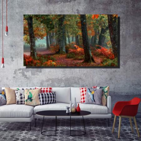 Tablou canvas pe panza landscape 18 - KM-CM1-LND18
