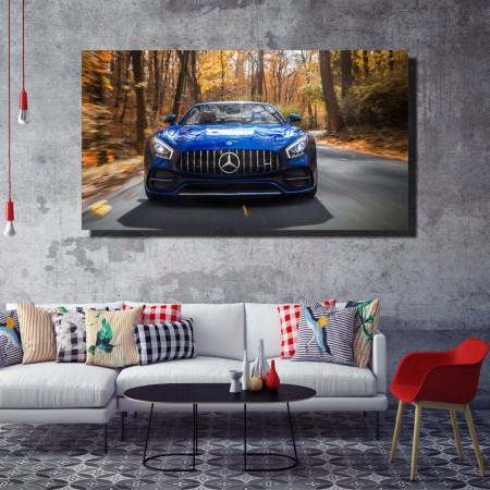Tablou canvas pe panza car 5 - KM-CM1-CAR5
