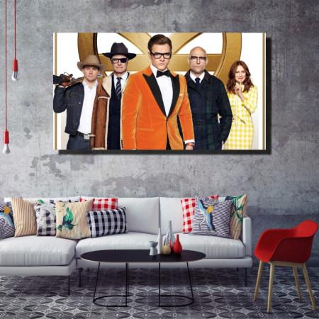 Tablou canvas pe panza movie 9 - KM-CM1-MVE9