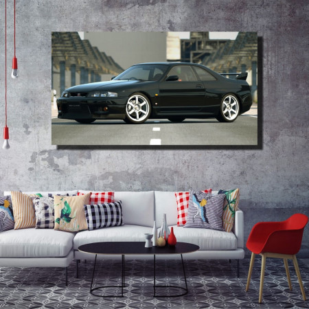 Tablou canvas pe panza car 6 - KM-CM1-CAR6