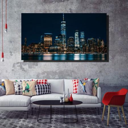 Tablou canvas pe panza city 17 - KM-CM1-CTY17