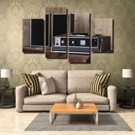 Tablou canvas pe panza hi-tech 9 - KM-CM4-TCH9