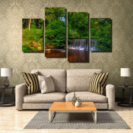 Tablou canvas pe panza landscape 2 - KM-CM4-LND2