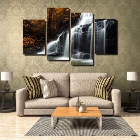 Tablou canvas pe panza landscape 22 - KM-CM4-LND22