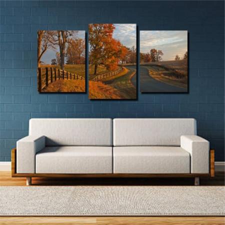 Tablou canvas pe panza landscape 6 - KM-CM3-LND6