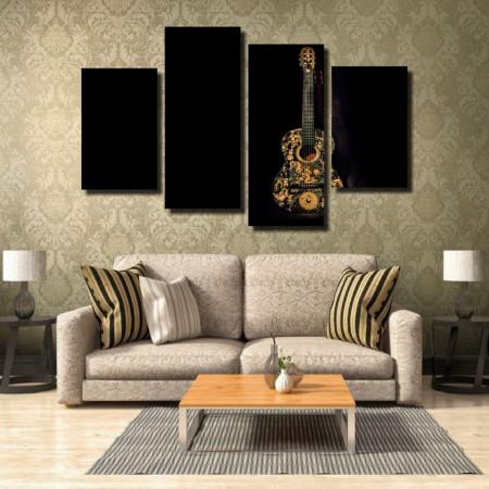 Tablou canvas pe panza music 3 - KM-CM4-MSC3