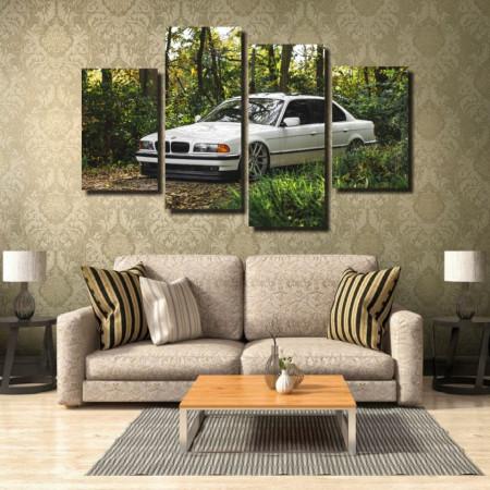 Tablou canvas pe panza car 5 - KM-CM4-CAR5
