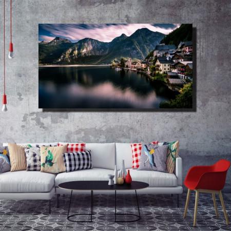 Tablou canvas pe panza city 18 - KM-CM1-CTY18