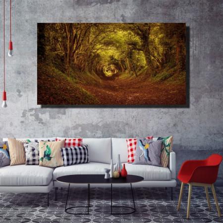 Tablou canvas pe panza landscape 21 - KM-CM1-LND21