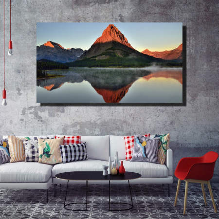 Tablou canvas pe panza landscape 31 - KM-CM1-LND31