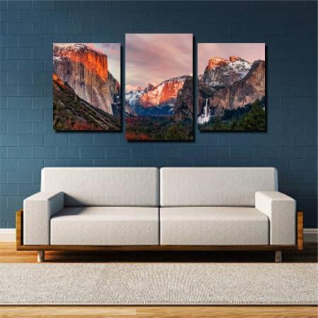Tablou canvas pe panza landscape 7 - KM-CM3-LND7