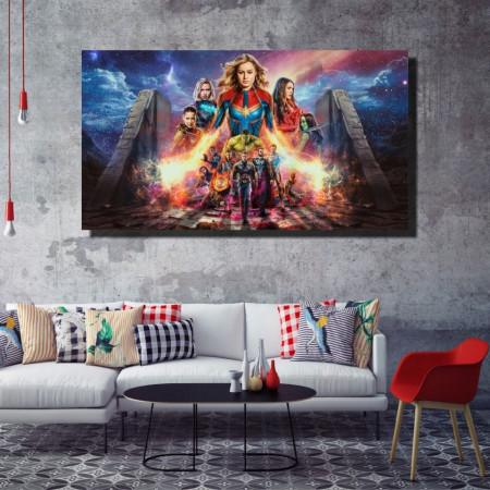Tablou canvas pe panza movie 11 - KM-CM1-MVE11