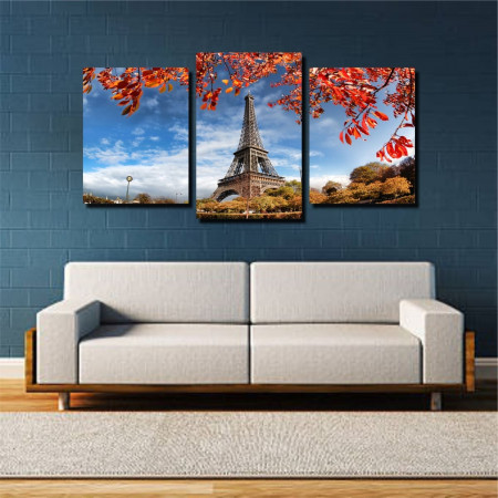 Tablou canvas pe panza city 9 - KM-CM3-CTY9