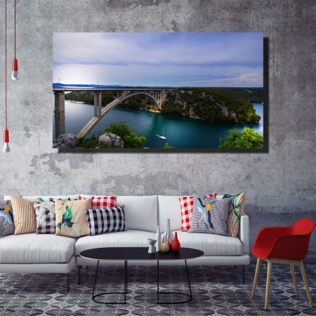Tablou canvas pe panza landscape 2 - KM-CM1-LND2