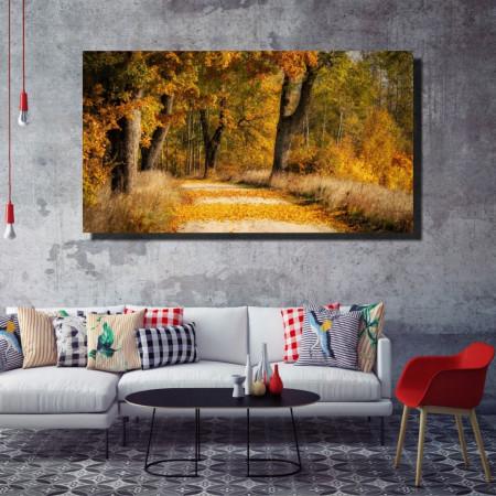 Tablou canvas pe panza landscape 22 - KM-CM1-LND22
