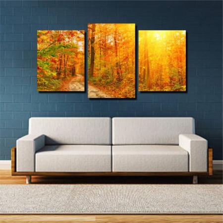 Tablou canvas pe panza landscape 28 - KM-CM3-LND28
