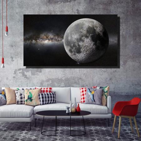 Tablou canvas pe panza space 4 - KM-CM1-SPC4