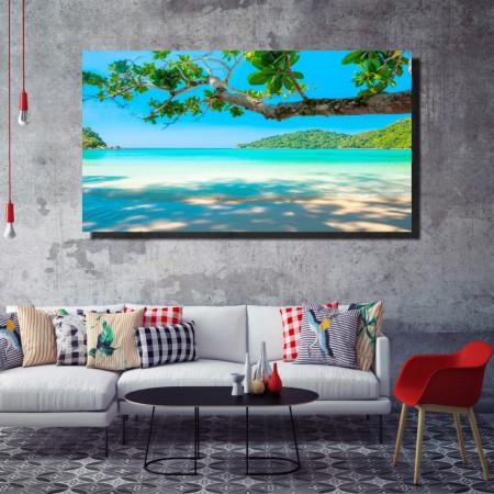 Tablou canvas pe panza beach 1 - KM-CM1-BCH1