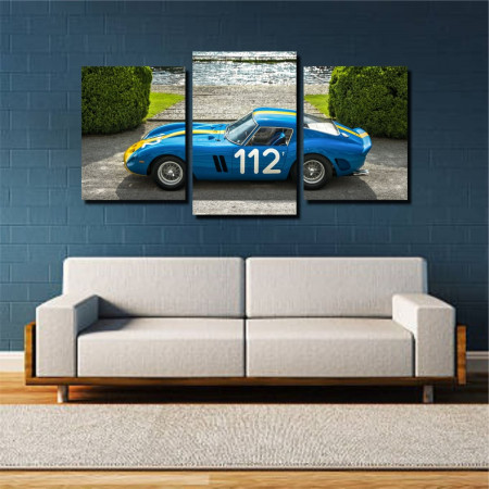 Tablou canvas pe panza car 1 - KM-CM3-CAR1