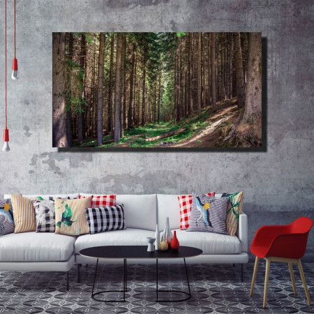Tablou canvas pe panza landscape 13 - KM-CM1-LND13