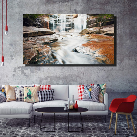 Tablou canvas pe panza landscape 33 - KM-CM1-LND33