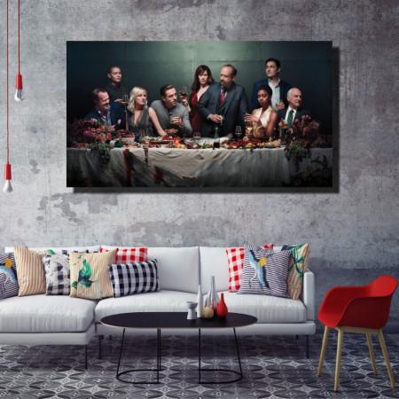 Tablou canvas pe panza movie 3 - KM-CM1-MVE3