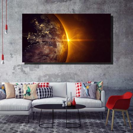 Tablou canvas pe panza space 5 - KM-CM1-SPC5