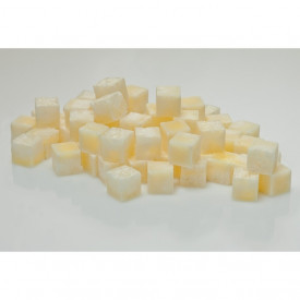 Ceara parfumata, pachet 8 cuburi, aroma Gardenie