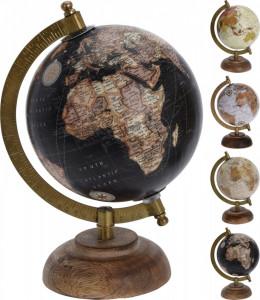 Decoratiune, glob pamantesc, 13cm