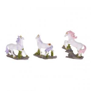 Figurina, unicorn, 9 cm