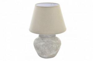 Lampa cu baza ceramica, 28x39 cm