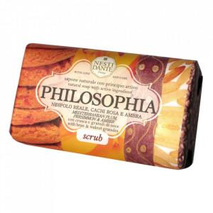 Sapun Nesti Dante, Philosophia, scrub, 250 g