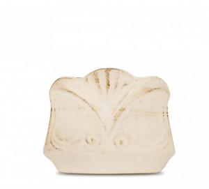 Suport de portelan pentru servetele, Roman Collection, 7.5x9.5x5.5 cm