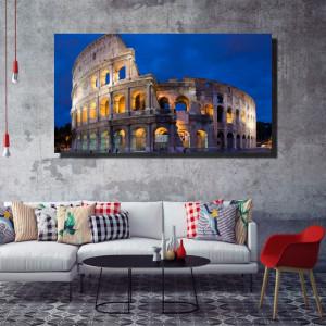 Tablou canvas pe panza city 11 - KM-CM1-CTY11