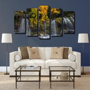 Tablou canvas pe panza landscape 33 - KM-CM5-LND33