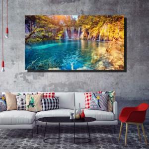 Tablou canvas pe panza landscape 4 - KM-CM1-LND4