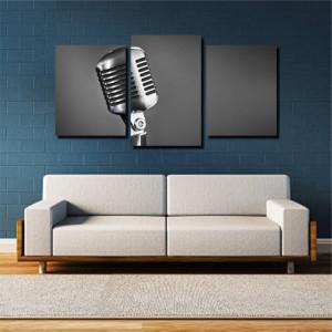 Tablou canvas pe panza music 3 - KM-CM3-MSC3