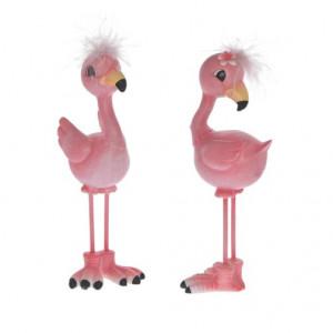 Figurina polirasina, baby Flamingo, 20.5 cm