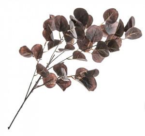 Floarte artificiala, frunze bordo