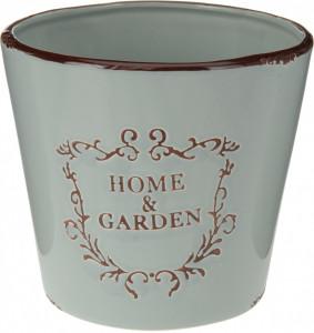 Ghiveci ceramica, model Home&Garden, 16 x 14 cm