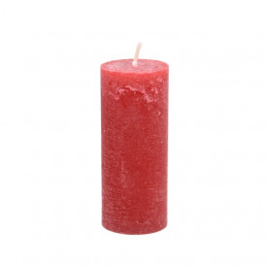 Lumanare 5*12 cm, rubin