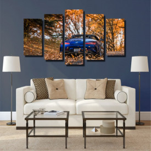 Tablou canvas pe panza car 11 - KM-CM5-CAR11